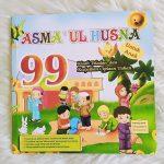 Buku Anak Asmaul Husna