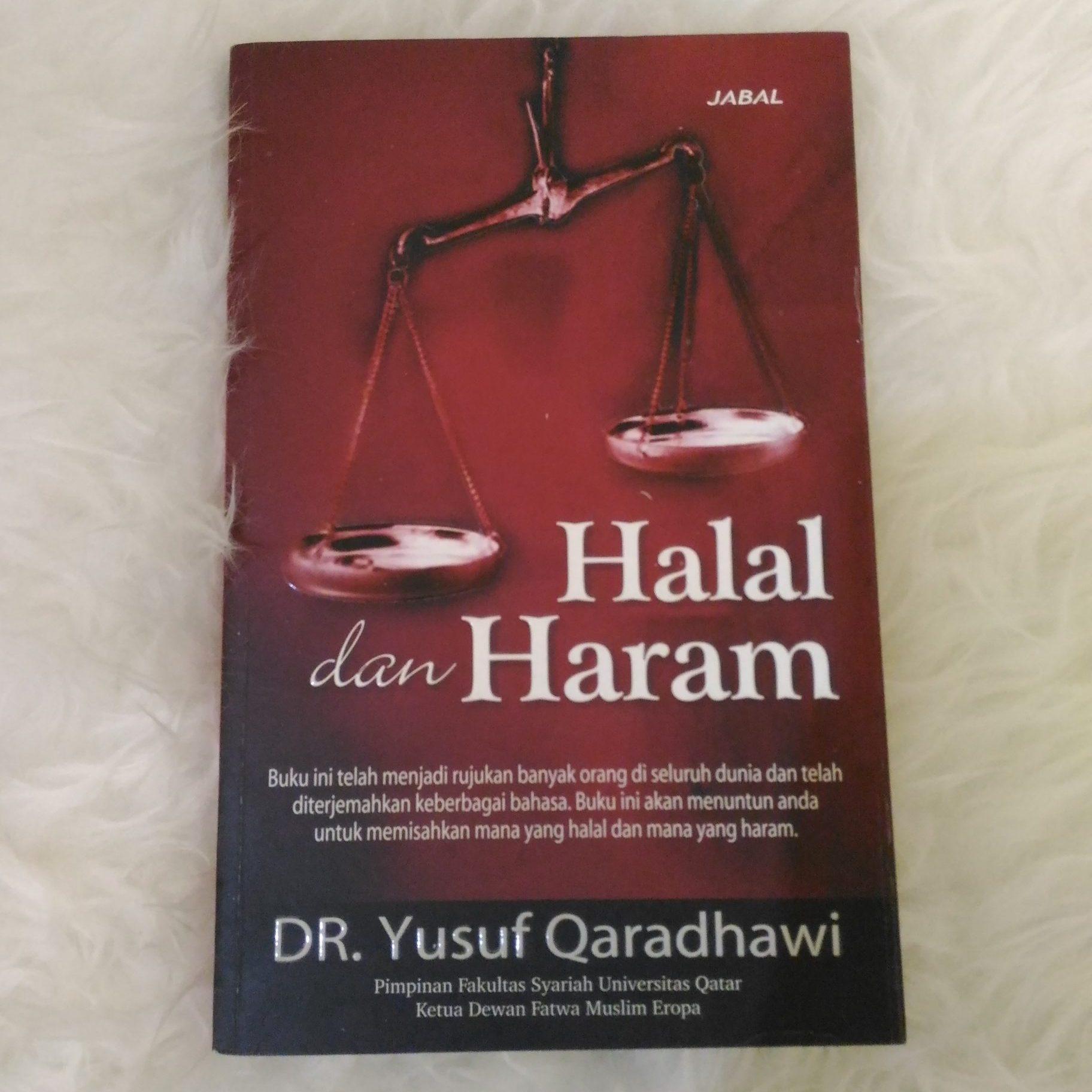 halal dan haram yusuf qardhawi