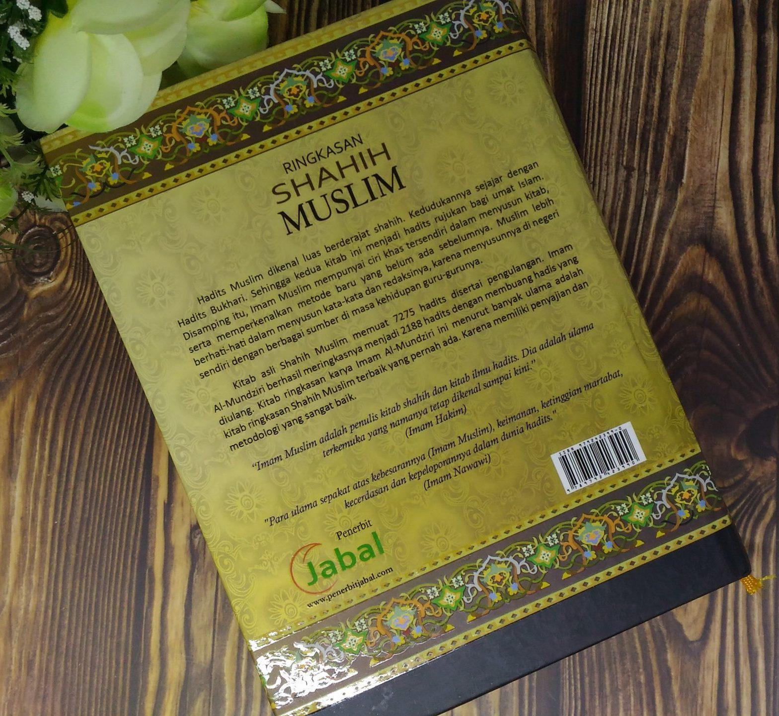 ringkasan shahih muslim 2