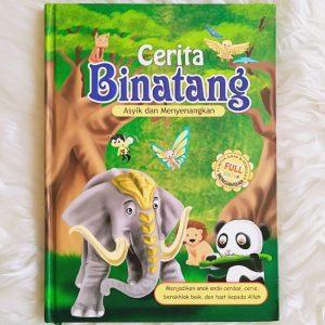 Buku Islam Anak Cerita Binatang