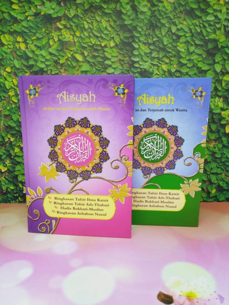 Al Quran Mushaf Aisyah A5