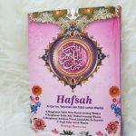 Al Quran Pelangi Mushaf Hafasah A6