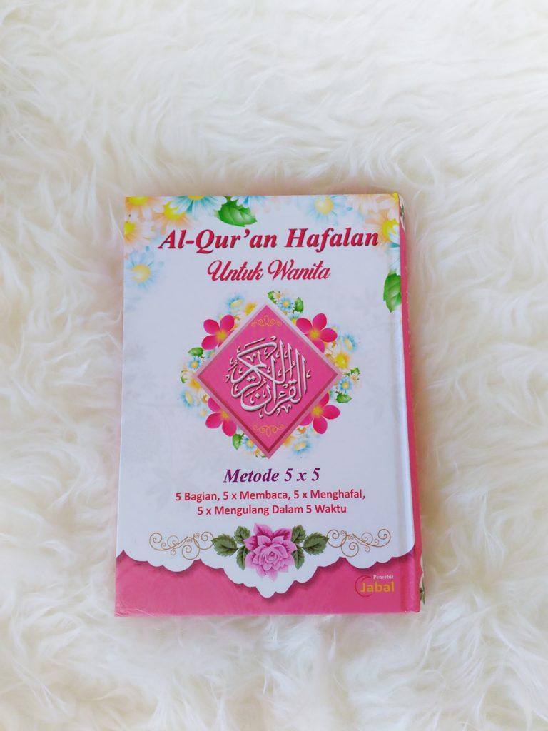 AlQuran Hafalan Muslimah (2)
