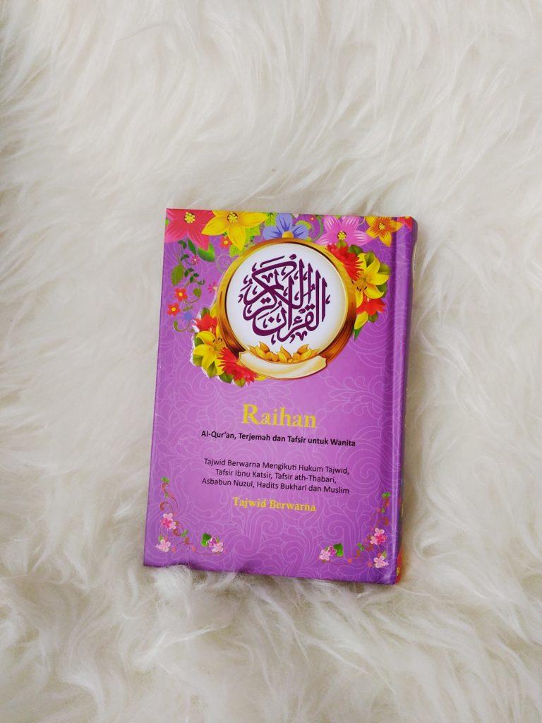 AlQuran Mushaf Raihan
