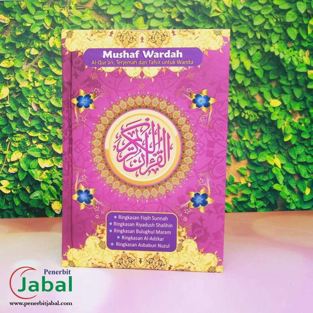 AlQuran Muslimah Mushaf Wardah