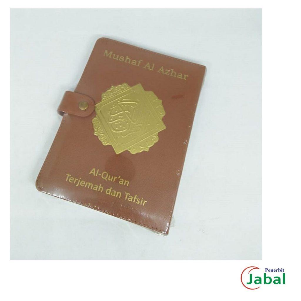 Alquran Al Azhar Cover Kulit