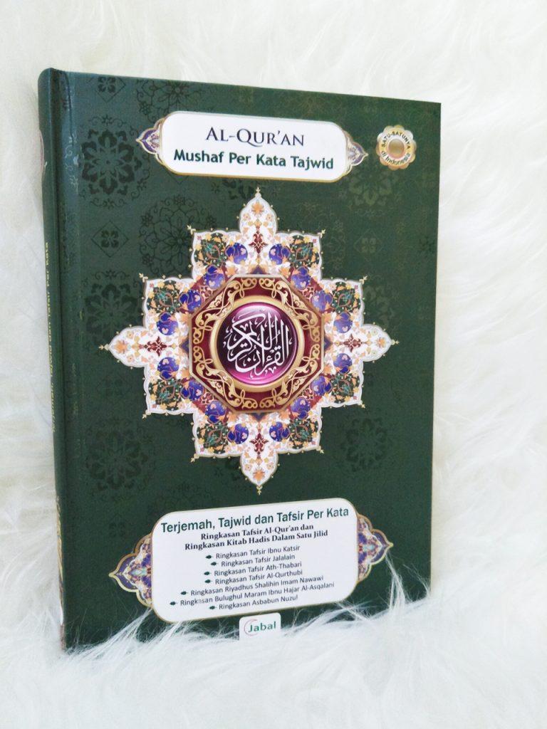 al quran mushaf perkata tajwid