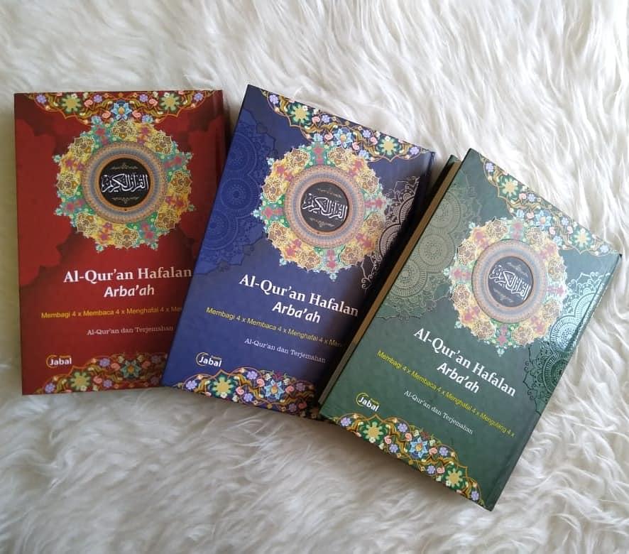 alquran hafalan mushaf arba'ah