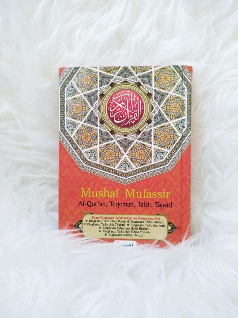 AlQuran Mushaf Mufassir A6