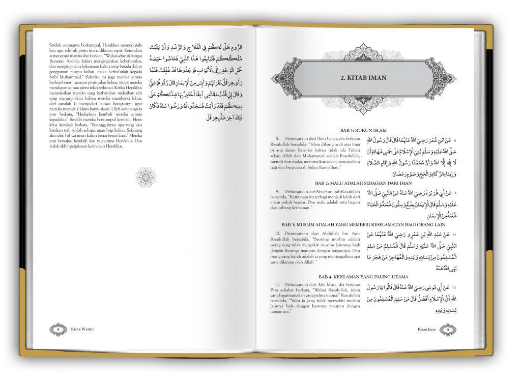 Kitab Hadits Ringkasan Shahih Bukhari